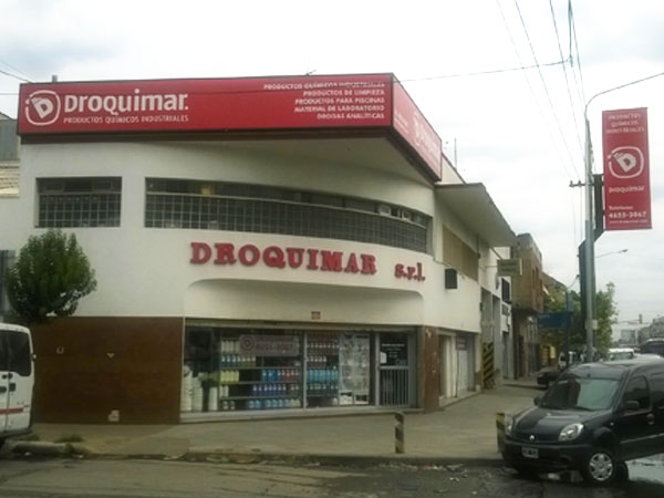 Local comercial de Droquimar en La Tablada